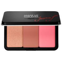 Jessie J Artist Face Color Trio Palette - MAKE UP FOR EVER | Sephora