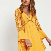 Undergrove Dress - Yellow