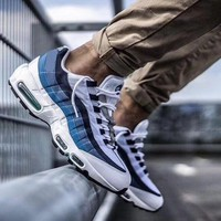 "NIKE AIR MAX 95 ""EMBER GLOW"" MEN'S SHOES"
