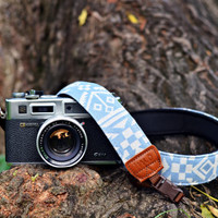 iMo Skies Camera Strap suits for DSLR / SLR with Quick Release Buckles