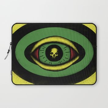 Sick Sad World Laptop Sleeve by MidnightCoffee