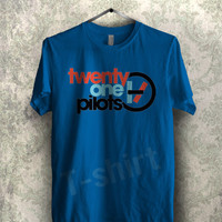 21 one pilots tee - 1nyy Unisex T- Shirt For Man And Woman / T-Shirt / Custom T-Shirt / Tee