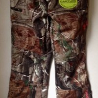 NWT Under Armour Women's CGI Ridge Reaper Pant Cold Gear Real Tree  Hunting 14