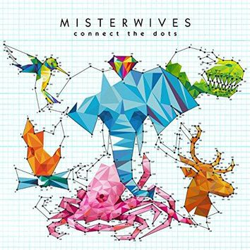 MisterWives - Connect The Dots Coke Bottle Green