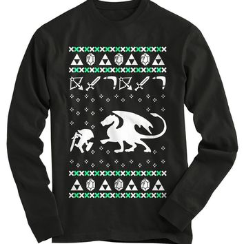 Zelda Ugly Christmas Sweater
