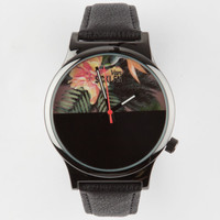 VAN SICKLEN Hawaiian Face Watch | Watches