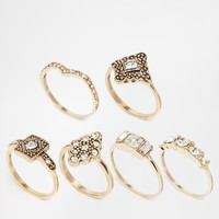 ALDO Forestburg Multipack Rings