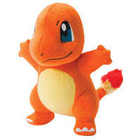 Pokemon Trainer's Choice Pokemon 8 inch Plush - Charmander