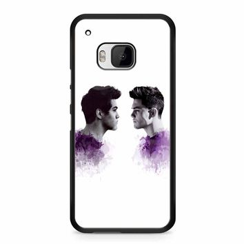 Dolan Twins Art HTC M9 Case