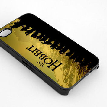 The Hobbit for iphone 4/4s case, iphone 5/5s/5c case, samsung s3/s4 case cover
