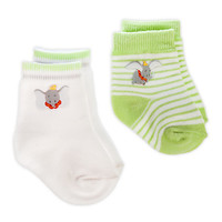 Dumbo Socks for Baby - 2-Pack