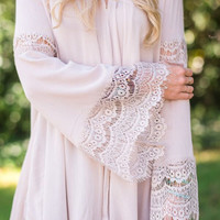 Let's Swing Button Tunic