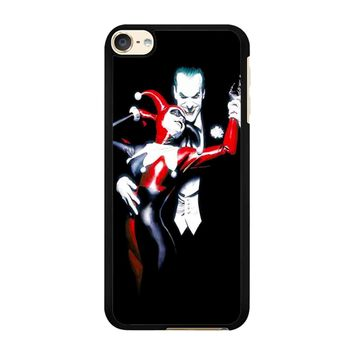 The Joker And Harley Quinn iPod Touch 6 Case