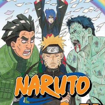 Naruto 54: Viaduct to Peace (Naruto)