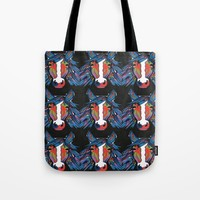 Spirited Horse Tote Bag by Kathleen Sartoris