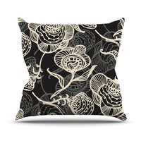"Gill Eggleston ""Future Nouveau Lite"" Throw Pillow, 20"" x 20"" - Outlet Item"