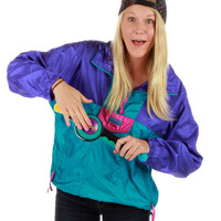 Bop This Columbia Windbreaker