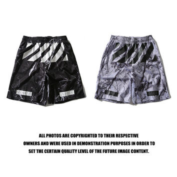 Sports Hot Deal On Sale Casual Pants Shorts Print Permeable Basketball [10351479047]