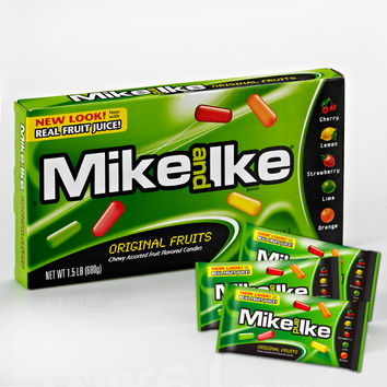 PEEPS & Company Online Candy Store: Shop Now : MIKE AND IKE PARTY PACK 1.5 LB BOX