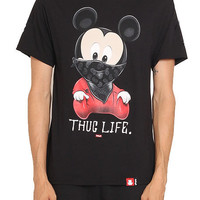 Baby Mouse Black Tee