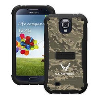 Trident Cyclops Case for Samsung Galaxy S4 - U.S Air Force Camouflage