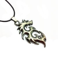 Jewelry Stylish Shiny Gift New Arrival Pendant Strong Character Titanium Accessory Necklace [6544256387]