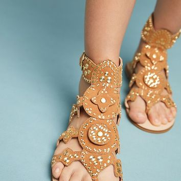 Cecelia New York Bubbly Gladiator Sandals