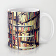 Books Mug by Whitney Retter