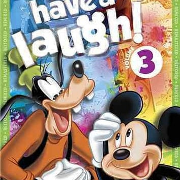 Have A Laugh Vol 3 (Goofy & Mickey)