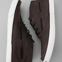 UrbanOutfitters.com > Converse Jack Purcell Leather Boat Shoe