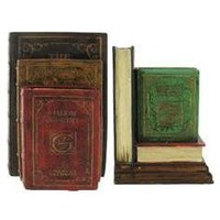 Polyresin Books Bookends - Hobby Lobby