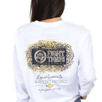 Gliks - Lauren James Mizzou Perfect Pairing Long Sleeve Tee