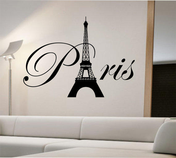 wall decal family art bedroom decor paris eiffel tower wall decal sticker art decor bedroom desig
