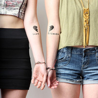 Other Half - Temporary Tattoo (Set of 2)