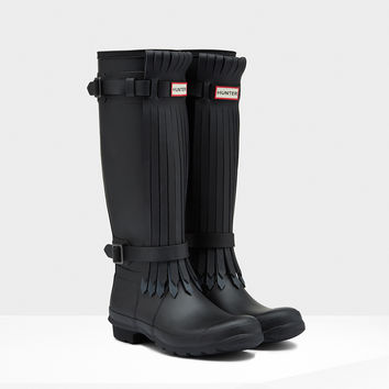 Women's Original Tall Fringe Rain Boots | Hunter Boot Ltd