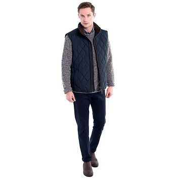Davis Quilted Gilet by Dubarry of Ireland