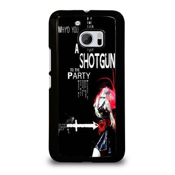 THE PRETTY RECKLESS QUOTES  HTC One M10 Case Cover