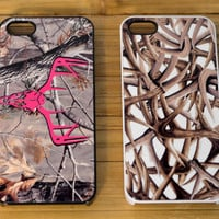 Hunting Themed Iphone 5 covers