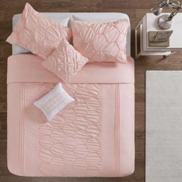 Intelligent Design Carrie Comforter Set