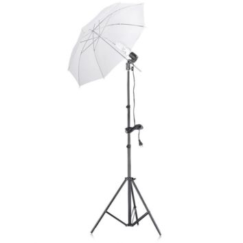 Neewer 200W 5500K Continuous Lighting Umbrella Kit for Photo Studio Video Shooti