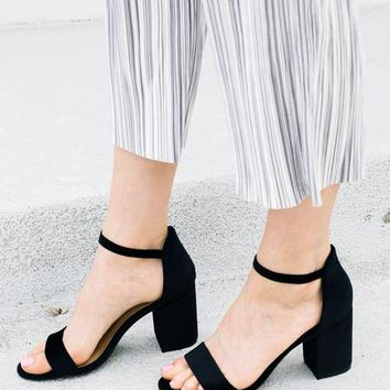 Appetite Heeled Sandals