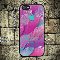 iPhone 5 case iPhone 4s / 4 case hard plastic or by DartFrogOne