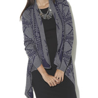Geo Pattern Wrap  | Shop Just Arrived at Wet Seal