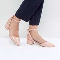 ALDO Zewiel Low Heel Pointed Shoes at asos.com