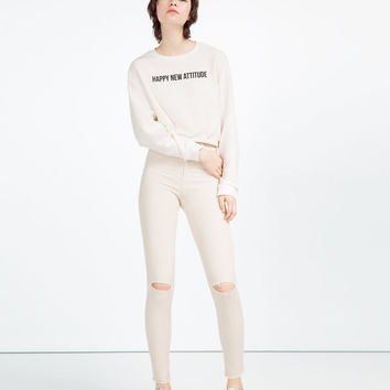 HIGH ELASTICITY JEGGINGS Look+: 1 of 1