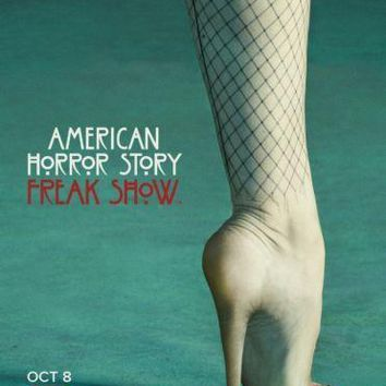 American Horror Story Freak Show Poster Standup 4inx6in