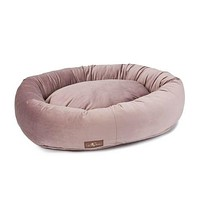 Donut Dog Bed — Mauve
