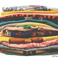 5 SOFT Vintage T-Shirts (1970s-1990s) - Mystery Shirts
