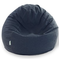 Navy Wales Small Classic Bean Bag