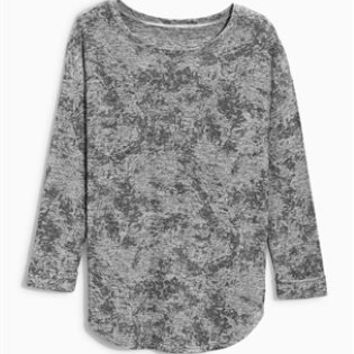 Buy Metallic Print Top online today at Next: United States of America